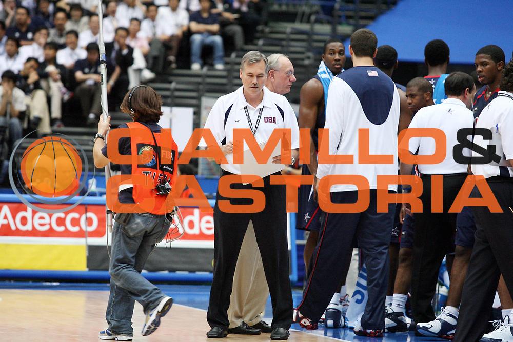 DESCRIZIONE : Saitama Giappone Japan Men World Championship 2006 Campionati Mondiali Semifinal Greece-Usa <br /> GIOCATORE : D'Antoni<br /> SQUADRA : Usa Stati Uniti America <br /> EVENTO : Saitama Giappone Japan Men World Championship 2006 Campionato Mondiale Semifinal Greece-Usa <br /> GARA : Greece Usa Grecia Stati Uniti America <br /> DATA : 01/09/2006 <br /> CATEGORIA : Ritratto<br /> SPORT : Pallacanestro <br /> AUTORE : Agenzia Ciamillo-Castoria/G.Ciamillo <br /> Galleria : Japan World Championship 2006<br /> Fotonotizia : Saitama Giappone Japan Men World Championship 2006 Campionati Mondiali Semifinal Greece-Usa <br /> Predefinita :