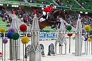 Zuzana Zelinkova - Caleri II<br /> Alltech FEI World Equestrian Games™ 2014 - Normandy, France.<br /> © DigiShots