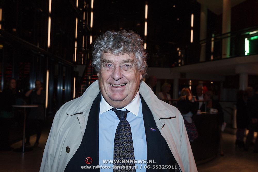 NLD/Zaandam/20131113 - Inloop premiere Nederland Musicalland, Tony Eyk