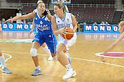 DESCRIZIONE : Riga Latvia Lettonia Eurobasket Women 2009 final 5th-6th Place Italia Grecia Italy Greece<br /> GIOCATORE : Francesca Modica<br /> SQUADRA : Italia Italy<br /> EVENTO : Eurobasket Women 2009 Campionati Europei Donne 2009 <br /> GARA : Italia Grecia Italy Greece<br /> DATA : 20/06/2009 <br /> CATEGORIA : palleggio<br /> SPORT : Pallacanestro <br /> AUTORE : Agenzia Ciamillo-Castoria/M.Marchi<br /> Galleria : Eurobasket Women 2009 <br /> Fotonotizia : Riga Latvia Lettonia Eurobasket Women 2009 final 5th-6th Place Italia Grecia Italy Greece<br /> Predefinita :
