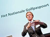 UTRECHT - NVG ( Ned. Ver. Golfaccomodaties) , 17e editie Nationaal Golf Congres & Beurs. Direkteur Lodewijk Klootwijk.  FOTO KOEN SUYK