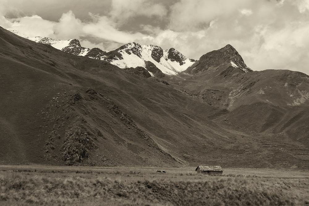 South America, Peru,Cuzco, Andes mountains, Altiplano