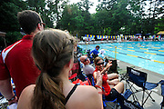 The Briarcliff Woods Beach Club Barracudas swim team competes against Twin Lakes on Tuesday, May 27, 2014 in Atlanta. (David Tulis/dtulis@gmail.com)