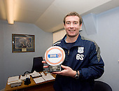 Barry Smith - IRN BRU First Division Manager of the Month for November