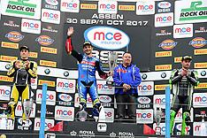 R11 MCE British Superbike Championship TT Circuit Assen 2017