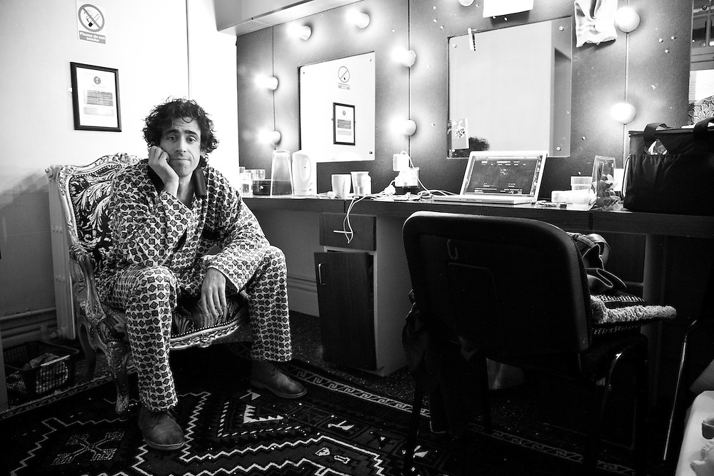 STEPHEN MANGAN | NORMAN CONQUESTS | DEC 2008