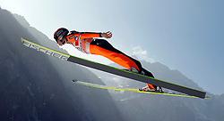 17.03.2012, Planica, Kranjska Gora, SLO, FIS Ski Sprung Weltcup, Team Skifliegen, im Bild Olli Muotka (FIN),  during the FIS Skijumping Worldcup Flying Hill Team, at Planica, Kranjska Gora, Slovenia on 2012/03/17. EXPA © 2012, PhotoCredit: EXPA/ Oskar Hoeher.