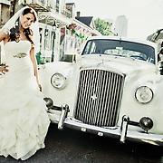 The Bride & Bentley