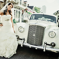 The Bride & Bentley