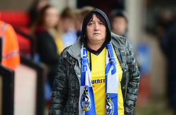 Bristol Rover fans. - Mandatory by-line: Alex James/JMP - 21/01/2017 - FOOTBALL - Banks's Stadium - Walsall, England - Walsall v Bristol Rovers - Sky Bet League One