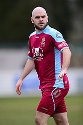 LEWIS TOOMEY CHESHAM UNITED, Chesham United v Hitchin Town Evostik Southern Premier Division, Saturday 10th March 2018, Score 0-0
