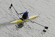 London, Great Britain, 2008 Scullers Head of the River Race,  raced over the Championship Course, Mortlake to Putney, on the River Thames.   Saturday, 06/12/2008. [Mandatory Credit: © Peter Spurrier/Intersport Images]. Rowing Course: River Thames, Championship course, Putney to Mortlake 4.25 Miles,