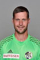 15.07.2016; Luzern; Fussball - FC Luzern;<br />Torhueter David Zibung (Luzern)<br />(Martin Meienberger/freshfocus)