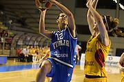 Taranto 08-06-2011<br /> Qualifying Tournament Eurobasket Women 2011<br /> Italia-Romania<br /> Nella foto Chiara Consolini<br /> Foto di Ciamillo-Castoria