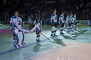 KELOWNA, CANADA - MARCH 07:  Pepsi Player of the Game at the Kelowna Rockets game on March 07, 2018 at Prospera Place in Kelowna, British Columbia, Canada.  (Photo By Cindy Rogers/Nyasa Photography,  *** Local Caption ***