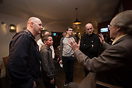 Ian Ure chats to fans Dundee FC night of champions at the Whitehall Theatre, Dundee, Photo: David Young<br /> <br />  - &copy; David Young - www.davidyoungphoto.co.uk - email: davidyoungphoto@gmail.com