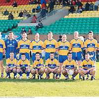 4 February 2007; The Clare team. Allianz NFL, Division 2A, Carlow v Clare, Dr. Cullen Park, Carlow. Picture credit: Matt Browne / SPORTSFILE