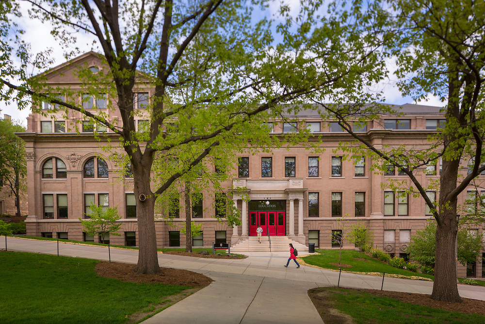 University of Wisconsin-Madison campus. (Photo © Andy Manis)