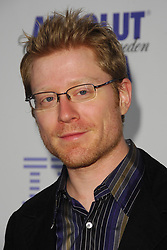 Actor Anthony Rapp attends the 19th Annual GLAAD Media Awards at the Marriott Marquis in New York City, NY, USA on March 17, 2008. Photo by Gregorio Binuya/ABACAPRESS.COM