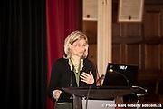 Assemblée générale et cocktail de Noël de Réseau Capital 2009. Montreal, Quebec, Canada, © Photo Marc Gibert/ adecom.ca