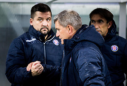 Marijan Pusnik, head coach of HNK Hajduk ahead of football match between HNK Rijeka and HNK Hajduk Split in Round #15 of 1st HNL League 2016/17, on November 5, 2016 in Rujevica stadium, Rijeka, Croatia. Photo by Vid Ponikvar / Sportida