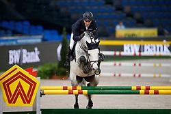 Wulschner, Holger (GER) DSP Colfosco<br /> Stuttgart - German Masters 2016<br /> © www.sportfotos-lafrentz.de