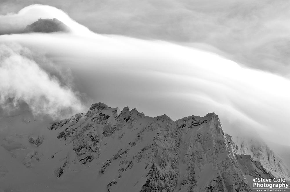 Shuksan Swirl - North Cascades National Park