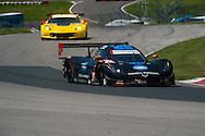 #10 Konica Minolta Corvette DP for Wayne Taylor Racing Corvette DP: Ricky Taylor, Jordan Taylor