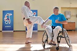 Karate aux Jeux Nationaux de L'Avenir