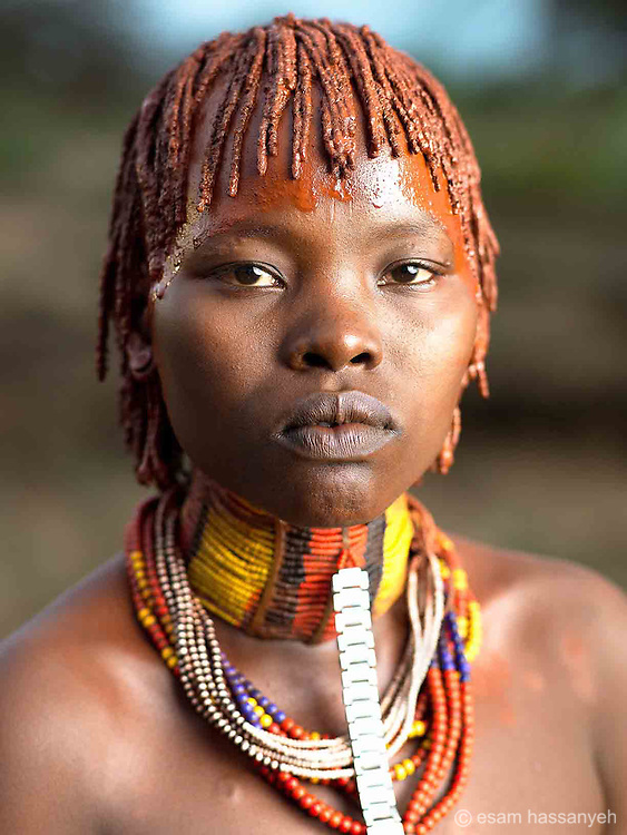 Hamer Tribe, Ethiopia, Esam Hassanyeh, Lower Omo Valley