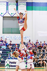 Varsity Stunt Competition