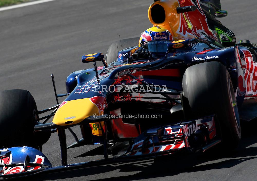 Motorsports / Formula 1: World Championship 2010, GP of Italy, Monza, 06 Mark Webber (AUS, Red Bull Racing),