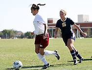 October 29, 2011: The Wayland Baptist University Pioneers play the Oklahoma Christian University Eagles on the campus of Oklahoma Christian University