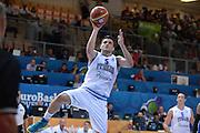 KOPER EUROBASKET 2013 9 SETTEMBRE 2013<br /> NAZIONALE ITALIANA MASCHILE<br /> ITALIA-SVEZIA<br /> NELLA FOTO: ALESSANDRO GENTILE<br /> FOTO CIAMILLO