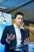 Campaign Asia-Pacific's opening remarks during the The Trade Desk Programmatic Breakfast Briefing on 13July 2017 in the China Club, Hong Kong. Photo by Lucas Schifres
