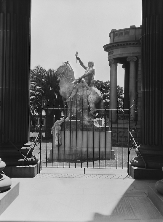 Statue, Sydney, Australia, 1930