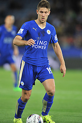 Andrej Kramaric Leicester City, Leicester City v West Ham Utd, Carling Cup Round 3, King Power Stadium, Tuesday 22nd September 2015.Leicester City v West Ham Utd, Carling Cup Round 3, King Power Stadium, Tuesday 22nd September 2015.