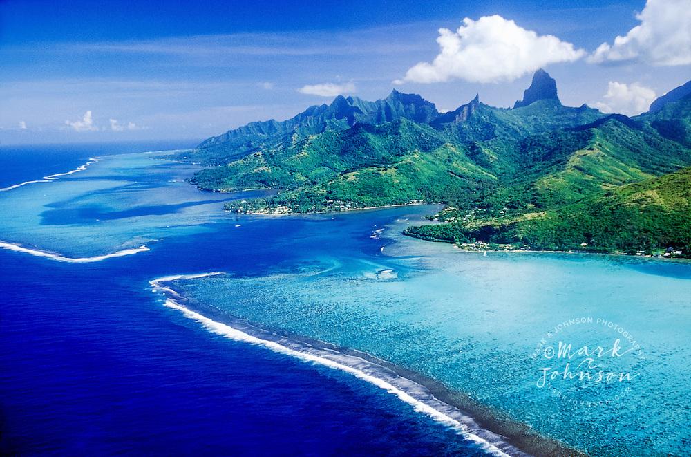 Moorea, French Polynesia --- French Polynesia