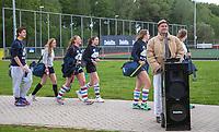 AMSTERDAM -   Dj spinkit met Deloitte branding .  Deloitte Students Hockey Trophy .     COPYRIGHT KOEN SUYK