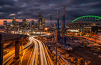 Seattle Under Construction