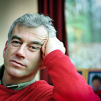 Nederland. Den Haag. 13 januari 2003..Bergbeklimmer Ronald Naar, 19 april 1955 - Cho Oyu, 22 mei 2011..Foto: Jean-Pierre Jans