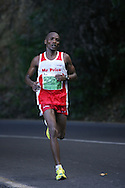 Johannes Kekana during the 2010 Old Mutual 2 Oceans Ultra Marathon held in Cape Town, Western Cape, South Africa on the 3 April 2010.Photo by: Ron Gaunt/ SPORTZPICS