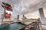 Venues<br /> FINA High Diving World Cup 2016<br /> Abu Dhabi Sailing and Yacht Club <br /> Corniche Breakwater -Abu Dhabi - U.A.E.<br /> Day0  26 Feb.2016<br /> Photo G.Scala/Insidefoto/Deepbluemedia