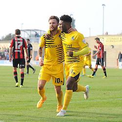 Morecambe FC v Bristol Rovers