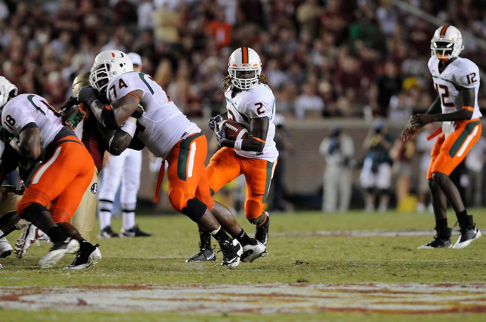 2009 Miami Hurricanes Football @ Florida State