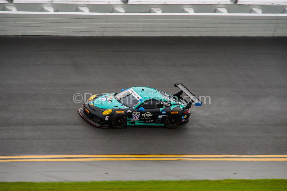 #28 Konrad Motorsport Porsche 911 GT America: Klaus Bachler, Christopher Zoechling, Christian Engelhart, Lance Willsey