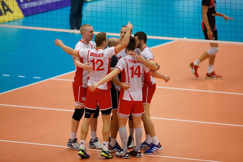 CEV european league 2014 Ikast - Denmark