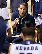 NV Men's Hoops vs Utah St 1-2-19