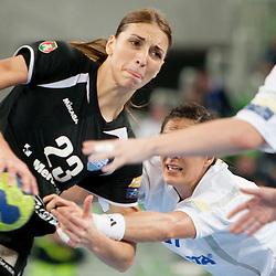 20121118: SLO, Handball - EHF Women's Champions League, RK Krim Mercator vs HC Podravka Vegeta