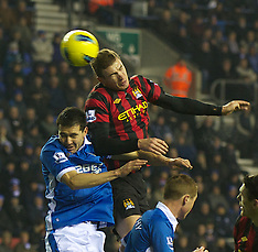 120116 Wigan v Man City